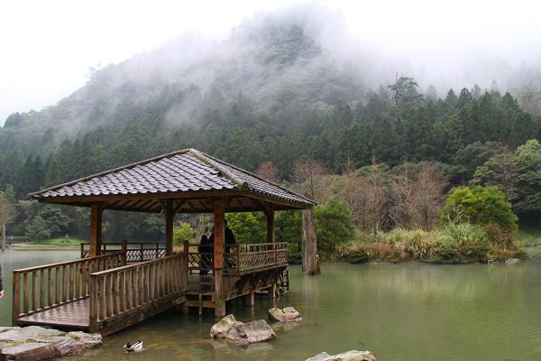 Clare的生活品味(臺灣旅遊): 【宜蘭大同】明池國家森林遊樂區‧明池山莊