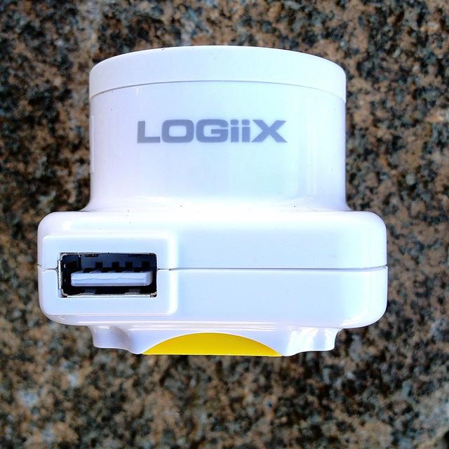 World Traveler Universal Plug Adapter - White - 5