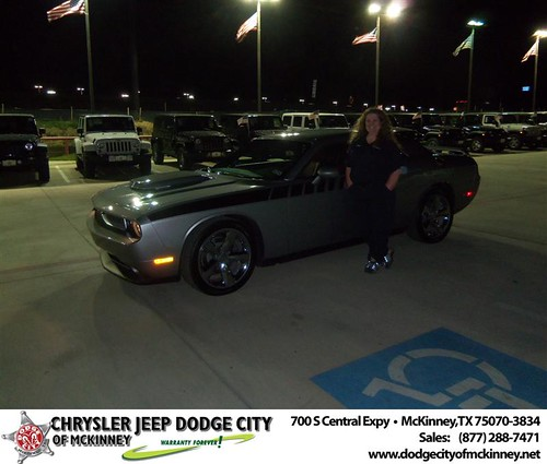 Happy Birthday to Cathy Bagwell from Bobby Crosby  and everyone at Dodge City of McKinney! #BDay by Dodge City McKinney Texas
