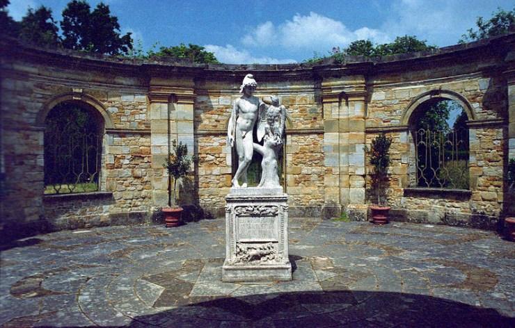 Hever Castle - Italian Garden