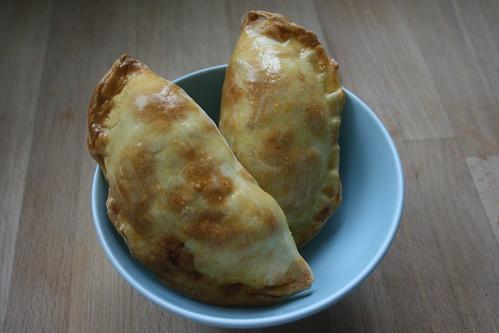 empanadas by the james kitchen