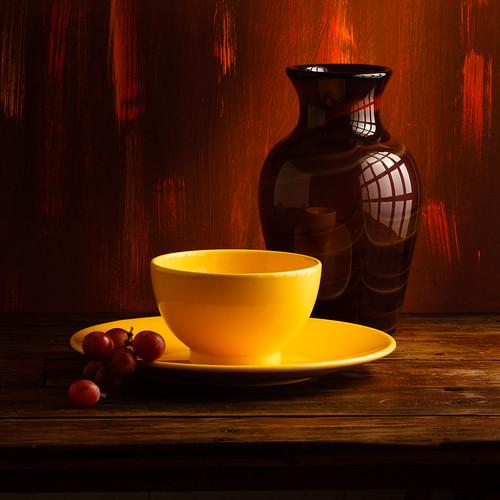Flamenco .a. (red series) by Luiz L.