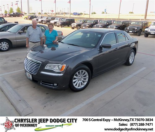 Happy Birthday to Joyce Rockett from Bobby Crosby  and everyone at Dodge City of McKinney! #BDay by Dodge City McKinney Texas