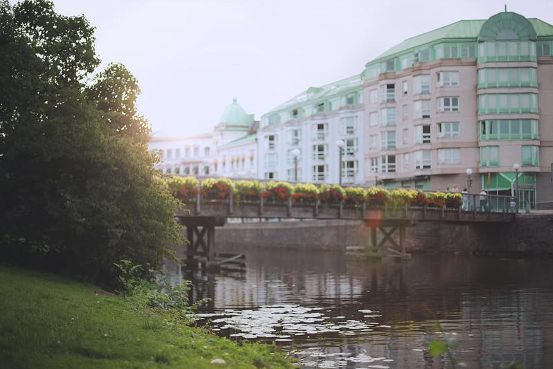 Summer nights/ Gothenburg