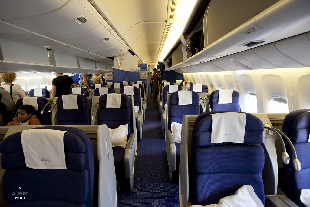 World Business Class Cabin