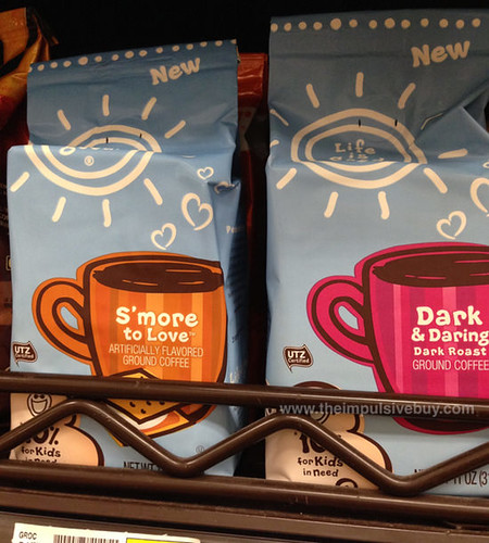 Utz Certified S'more to Love Dark & Daring Coffee
