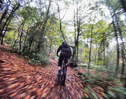 old trails, new rider by rOcKeTdOgUk