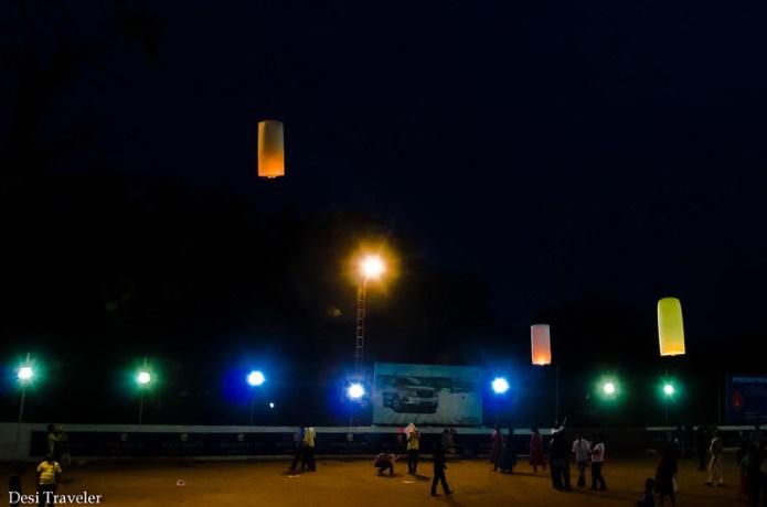 Fanush Flying sky lanterns