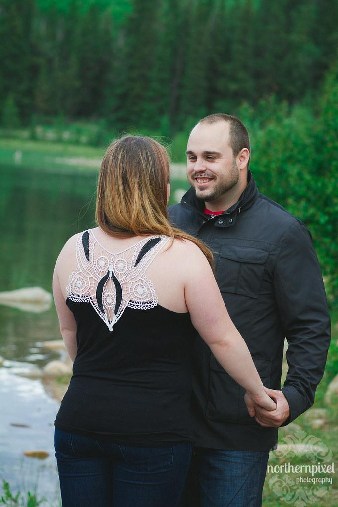 Jen & Andrew - Engagement