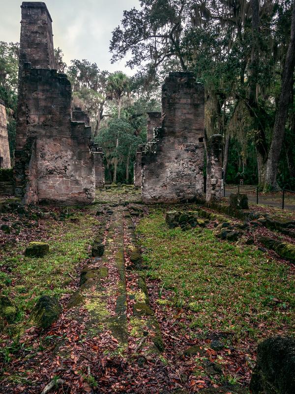 Bulow Plantation Ruins