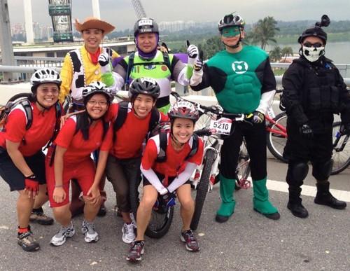 OCBC Cycle SG