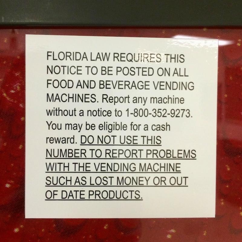Notice of notice