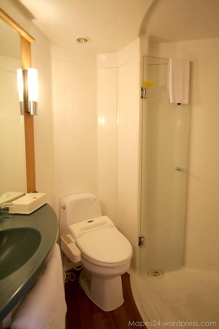 Ibis bathroom