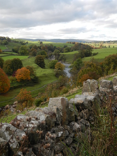 River Wharfe from Scuff Road