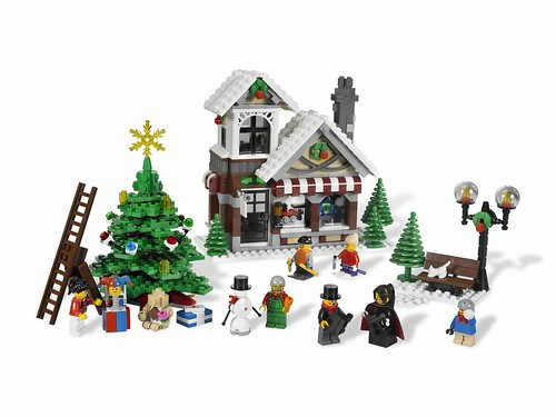 10199 Winter Village Toy Shop