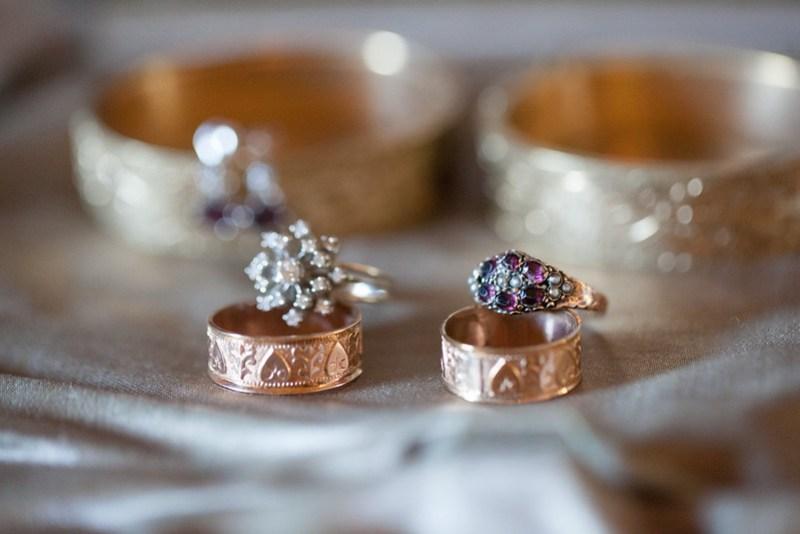 My wedding jewelry