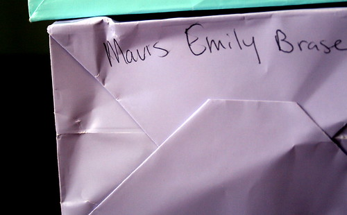 97/365 - Mavis' Name