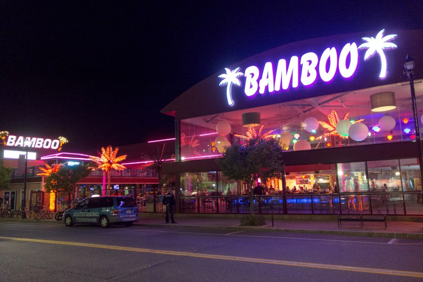 Bamboo club, Seaside Heights, NJ.