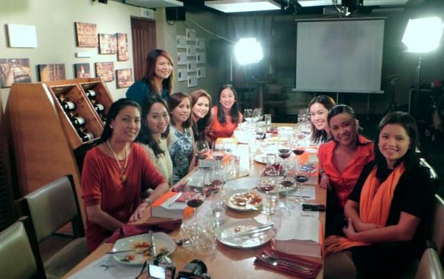 WIWTD: Wine and Dine