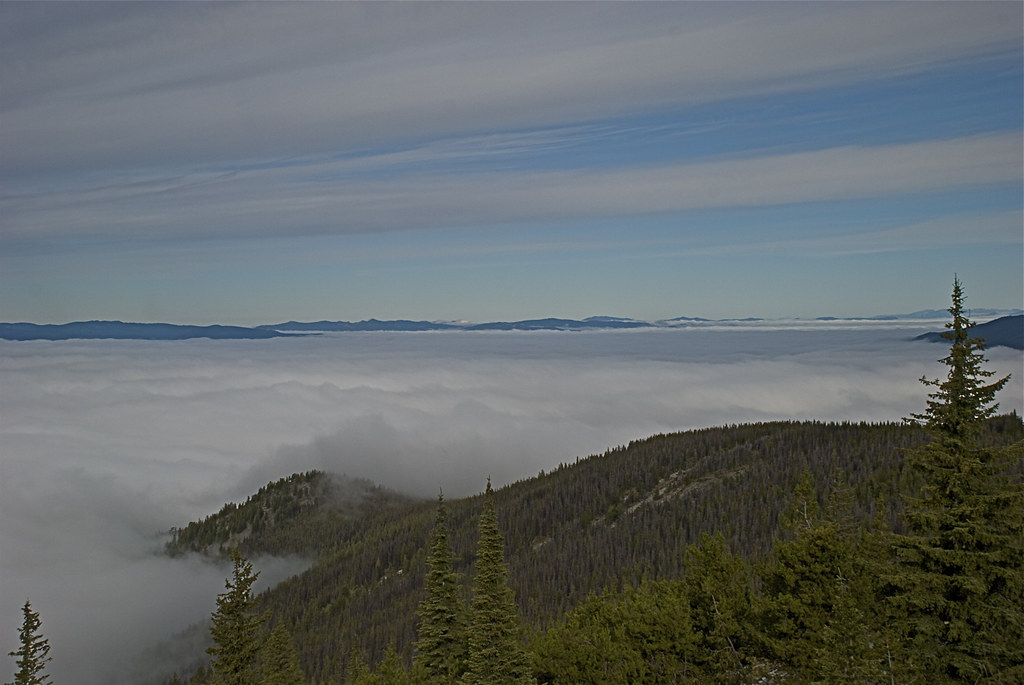 Miles of Clouds
