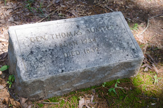 Thomas Sumter Grave-007