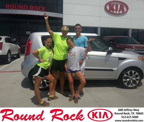 Thank you to Deanna Holder on the 2013 Kia Soul from Vanessa Odreman and everyone at Round Rock Kia! by RoundRockKia
