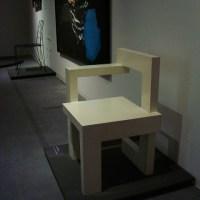 The Rietveld Steltman Chair