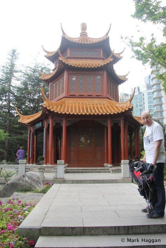 The Chinese Garden of Friendship, Darling Harbour, Sydney