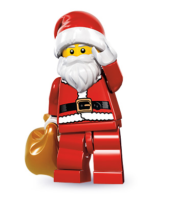 Collectable Minifigures 8833