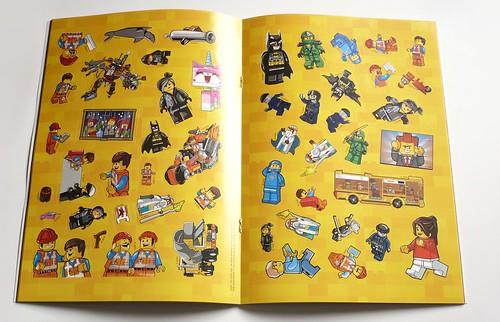 The LEGO Movie Zadanie Naklejanie zdjecie 2