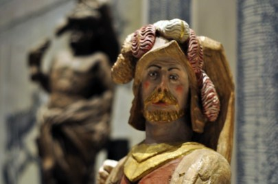 Figuras y esculturas de madera que tenía el Vasa en su interior buque de guerra Vasa, viaje a Estocolmo 1628 - 14064205644 9b1ae9dd70 z - buque de guerra Vasa, viaje a Estocolmo 1628