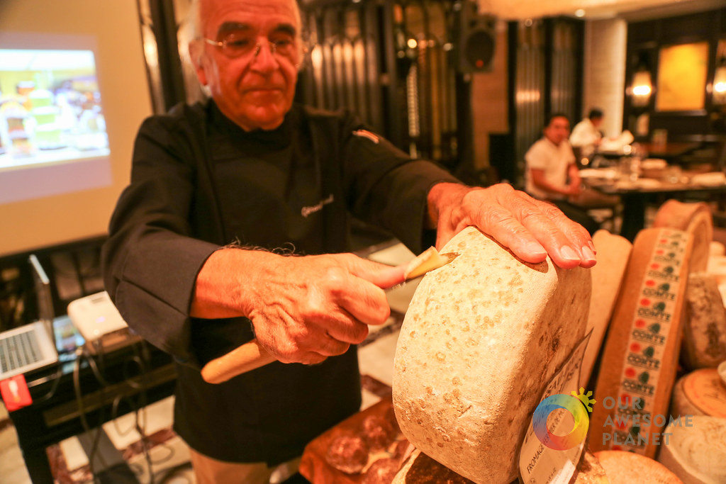 Sofitel's J'Adore Le Fromage- 101 Cheeses by Maître Fromagier Gérard Poulard-107.jpg