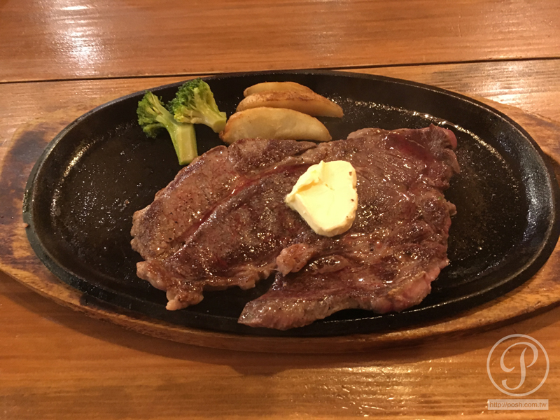 沖繩第一牛排~【JUMBO STEAK HAN'S 國際通店】肩胛肉