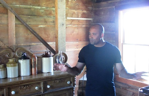 Mr. Steven Cook, Manager of Uncle Tom's Cabin Historic Site, discusses Rev. Josiah Henson's life.