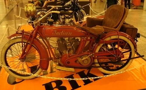 Harley Davidson Indian 5