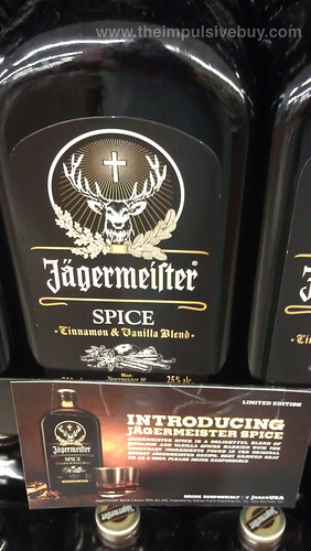 Limited Edition Jagermeister Spice