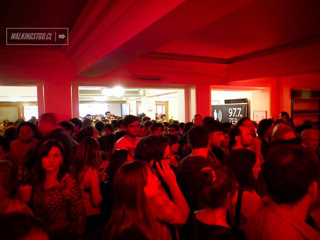 Inauguración del 10° Festival In-Edit Nescafé 2013