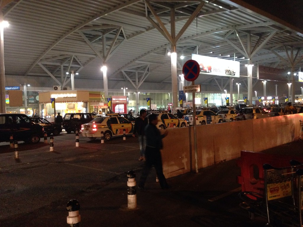 Delhi Domestic Airport Terminal