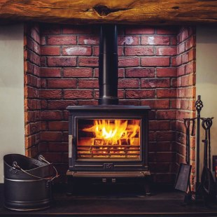 Imagine putting your feet up, with a brew and a Northern Life magazine, in front of this cosy looking wood burning stove. We paid a visit to our friends at Pendle Stoves and now we're feeling too comfortable to go back to the office!    Don't forget the c