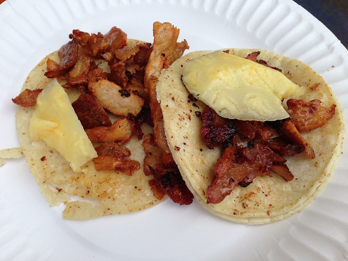 Tacos Leo: Al Pastor Taco