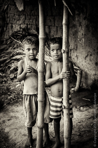 """""""We may not be able to prepare the future for our children, but we can at least prepare our children for the future."""" by Somnath Mukherjee Photoghaphy"""
