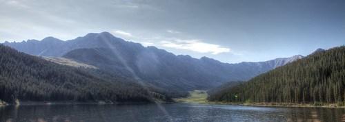Clinton Gulch Reservoir