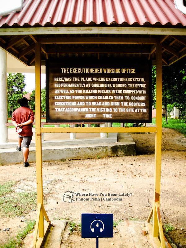 Choeung Ek Genocidal Center