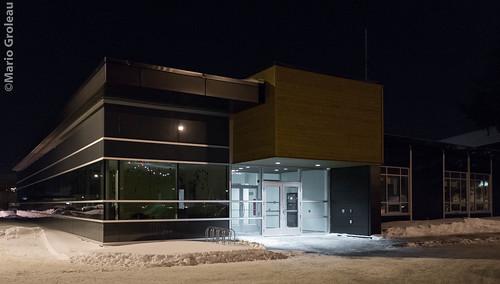 Pavillon de la vie étudiante by Mario Groleau | mgroleau.com