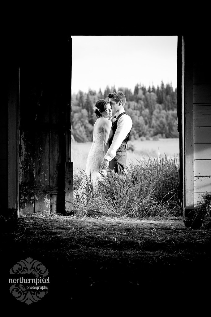 Jaclyn & Ethan - Prince George BC Wedding