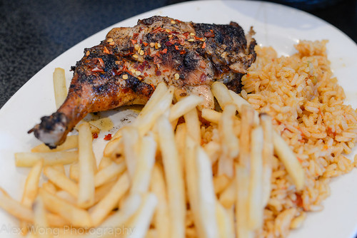 Portuguese Grilled Chicken