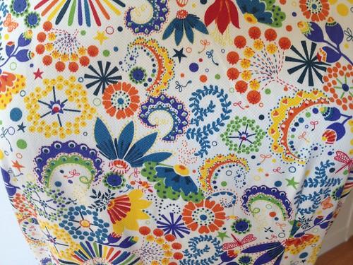 Enchanted Garden McCall's 8858 closeup