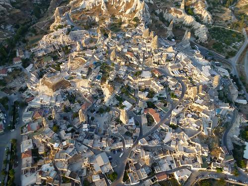 Turquie - jour 20 - Cappadoce, dans les airs et sous terre - 134 - Cappadoce en ballon
