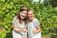 Weinkönigin und Weinprinzessin