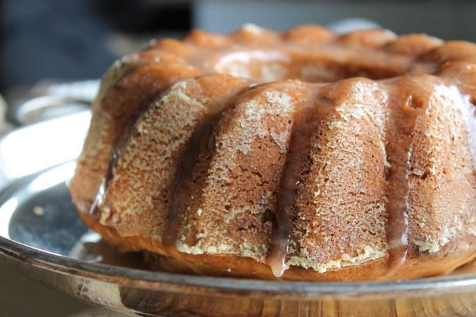 bundt banana bread